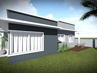 minimalistic Houses by Aidê Arquitetura