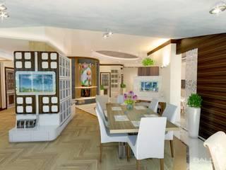 Appartamento 144 - in vendita a Campione d'Italia: Soggiorno in stile  di Baldantoni Group