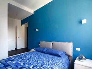 غرفة نوم تنفيذ Andrea Orioli