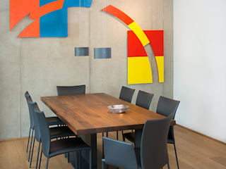 Comedores de estilo minimalista de Beilstein Innenarchitektur Minimalista