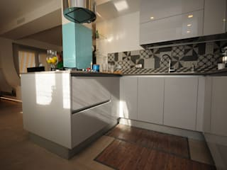 Cocinas de estilo  de Fabiola Ferrarello architetto