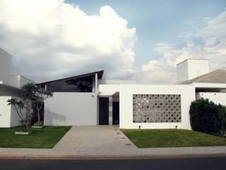 Дома в . Автор – Cia de Arquitetura,