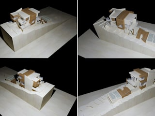 Casas modernas de CASTELLINO ARQUITECTOS (+) Moderno