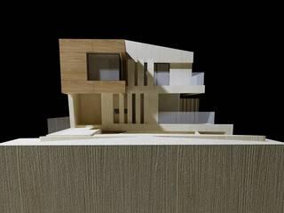 casa F.L. Casas modernas: Ideas, imágenes y decoración de CASTELLINO ARQUITECTOS (+) Moderno