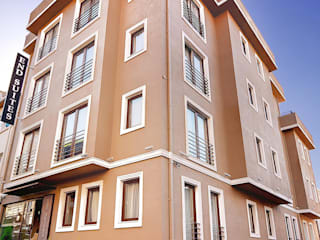 End Suites Otel Modern Evler Pronil Modern