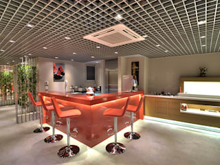 End Suites Otel Modern Duvar & Zemin Pronil Modern
