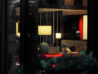 水墨東方: 亞洲  by 行一建築 _ Yuan Architects, 日式風、東方風
