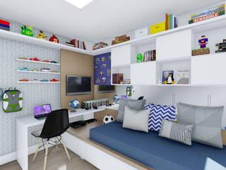 Quarto infantil moderno por JS Interiores Moderno