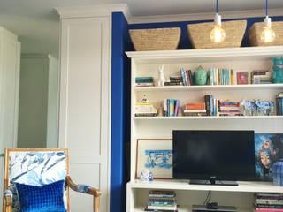 The Painted Door Design Company Living room