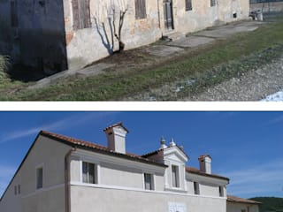 restauro ecocompatibile :  in stile  di architetture e restauri biocompatibili