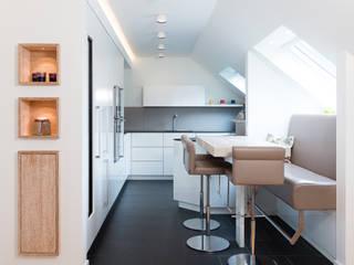 Cocinas de estilo moderno de Pamela Kilcoyne - Homify Moderno