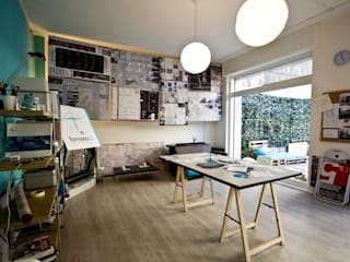 formatoa3 Studio Industrial style offices & stores