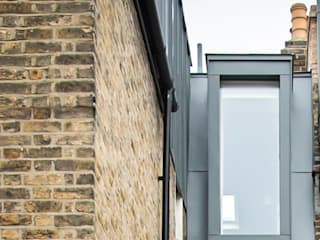 Tantallon Road Moderne Häuser von Gundry & Ducker Architecture Modern