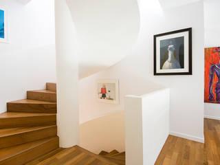 Design Intervention Modern corridor, hallway & stairs