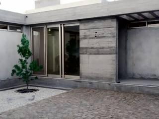 Vivienda Pro.Cre.Ar. Casas modernas: Ideas, imágenes y decoración de CAB Arquitectura ccab.arquitectura@gmail.com Moderno