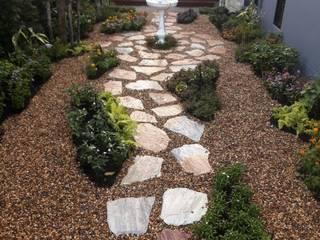 Rustic style garden by Dear_landscape Rustic