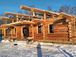 Русское шале: Дома в . Автор – Тимберлог Timberlog