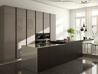 Störmer Range Minimalistische Küchen von Hehku Minimalistisch
