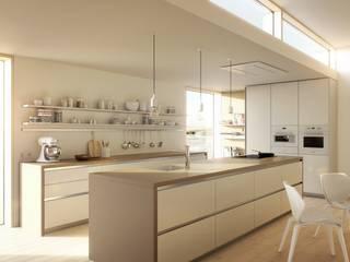 Störmer Range Hehku Cocinas de estilo minimalista
