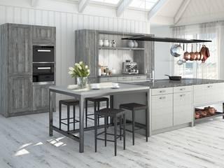 Störmer Range:  Kitchen by Hehku