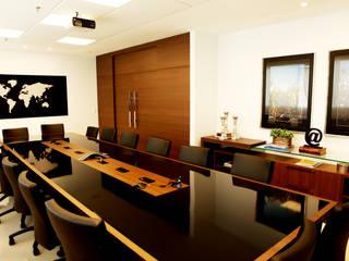 Office buildings by TOLENTINO ARQUITETURA E INTERIORES