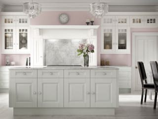 Laura Ashley Range Country style kitchen by Hehku Country