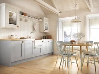 Hehku: kırsal tarz tarz Mutfak