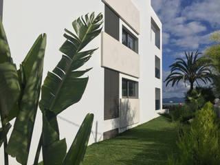 Appartementhaus Alcudia Moderner Garten von CIP Architekten Ingenieure Modern