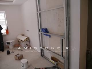 de Amistone - камень в интерьере Moderno