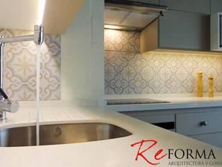 Reforma Malamud-Larenas Cocinas de estilo moderno de Reforma Arquitectura SpA Moderno