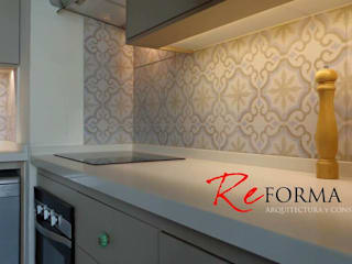 Reforma Arquitectura SpA Modern Kitchen