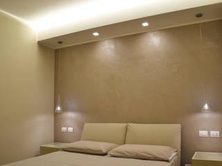 Moderne Schlafzimmer von DCA Studio - Davide Carelli Architetto Modern