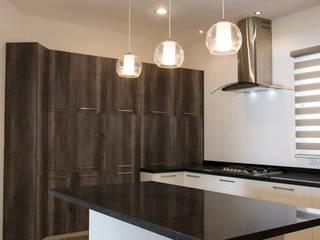 RESIDENCIA GACO Cocinas minimalistas de Excelencia en Diseño Minimalista