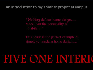 :   by Five One Interio