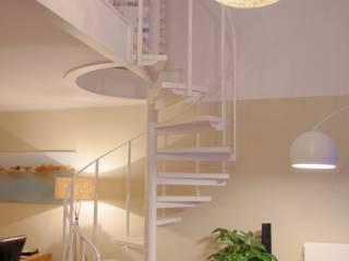 Wohnraumplanung Maisonettewohnung Klassische Wohnzimmer von Atelier Feynsinn | Innenarchitektur Klassisch