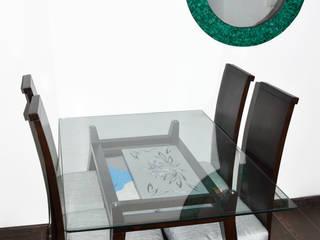 DESIGN OF DINING ROOM LOTTO:  de estilo  por BUIROD DESIGN