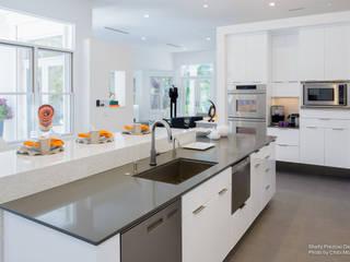 Modern Kitchen by Chibi Moku Architectural Films Modern Concrete