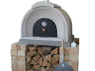 Outdoor wood burning oven: classic Garden by Vitcas