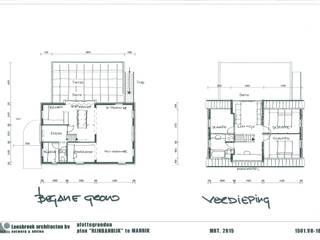 Verbouwing dijkwoning te Maurik:   door Loosbroek architecten bv