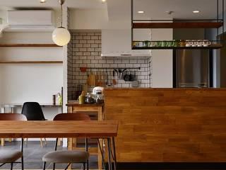 暮らしに合わせて変えていける あえて作りこまない家: 株式会社スタイル工房が手掛けたです。