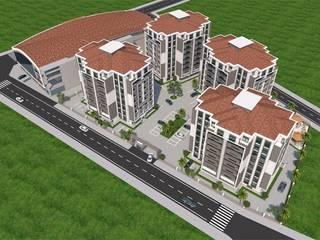 YunusKent - 2014 Modern Evler Minel Mimarlık Yapı Mühendislik İnşaat Sanayi Ticaret Limited Şirketi Modern