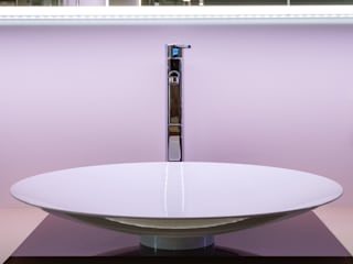 Salle de bains de style  par Pamela Kilcoyne - Homify, Moderne