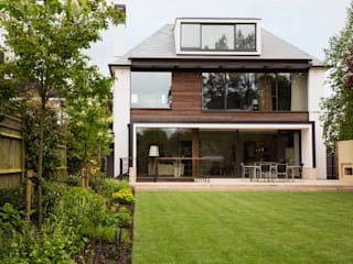 New Build Family Home in Wimbledon od Andrew Harper Architects
