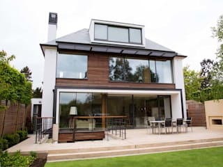 New Build Family Home in Wimbledon de Andrew Harper Architects