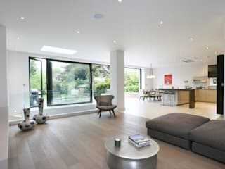 New Build 5 Bedroom House in Wimbledon od Andrew Harper Architects