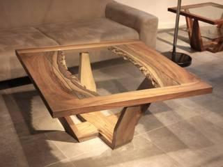 Nowoczesne stoliki kawowe: styl , w kategorii  zaprojektowany przez Art Loft,