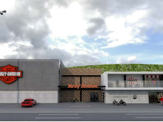 Grupo BMC Casas modernas de Taro Arquitectos Moderno