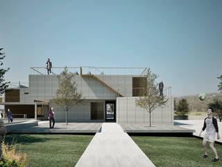 Entrada: Casas modernas por Mário Lima - arquitecto