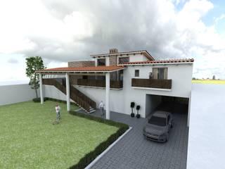 Casa habitación 07 Casas modernas de Taro Arquitectos Moderno