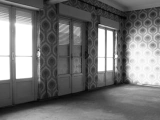Apartamento Leiria:   por OFICINA - COLECTIVO DE IDEIAS, LDA